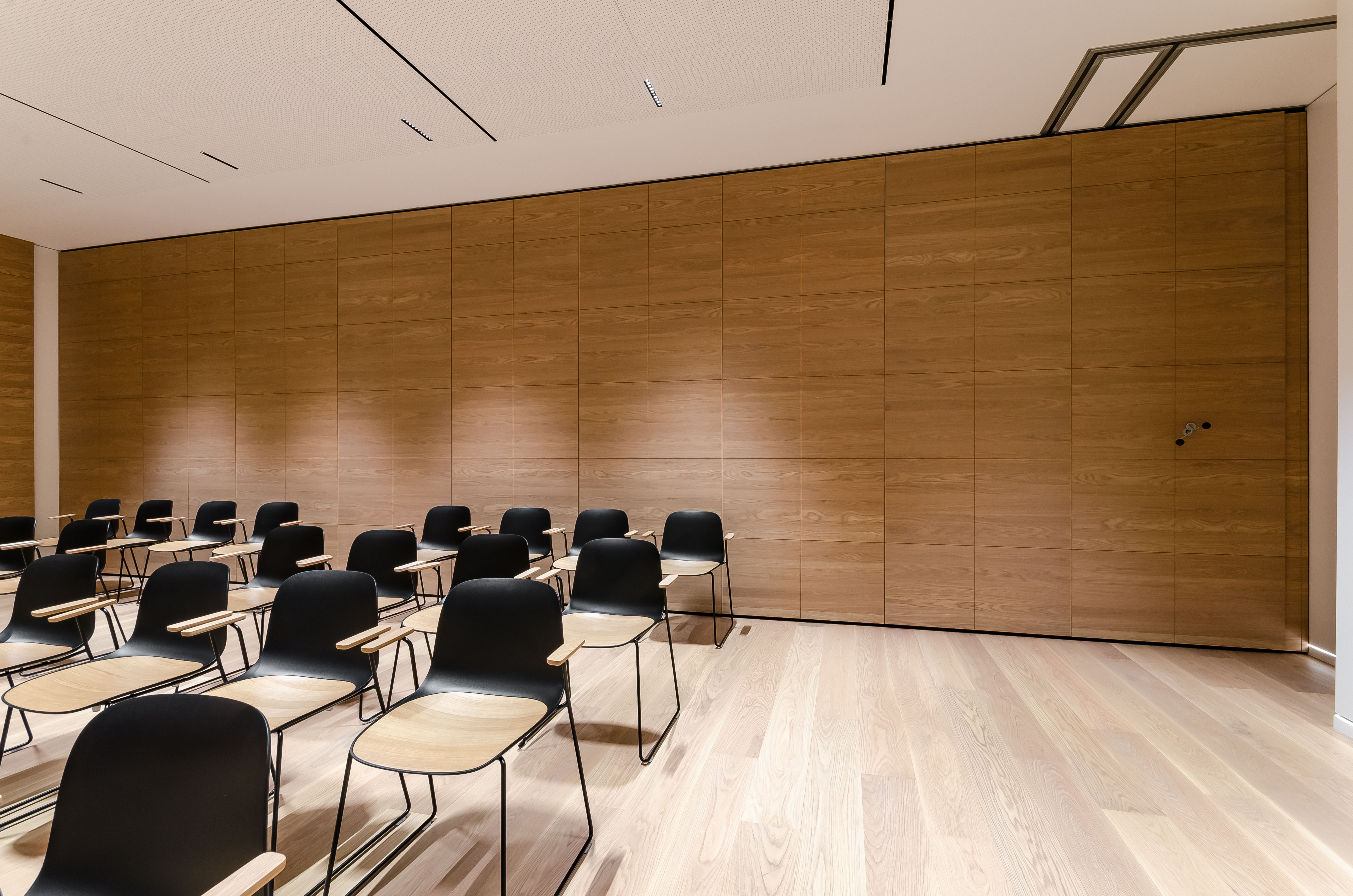 Movable sound-proof partition walls: photo 3
