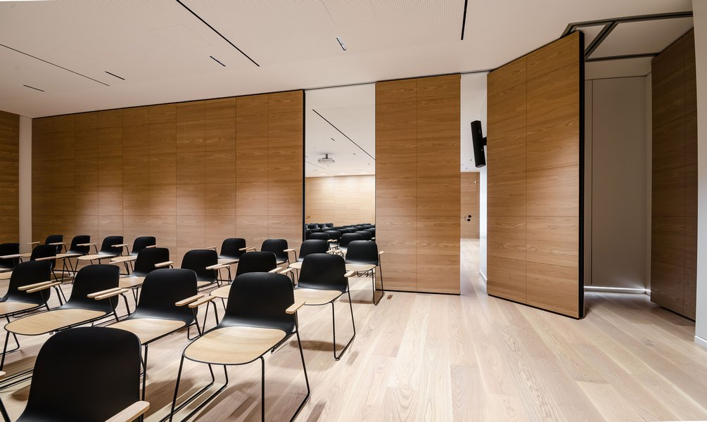 Movable sound-proof partition walls: photo 2