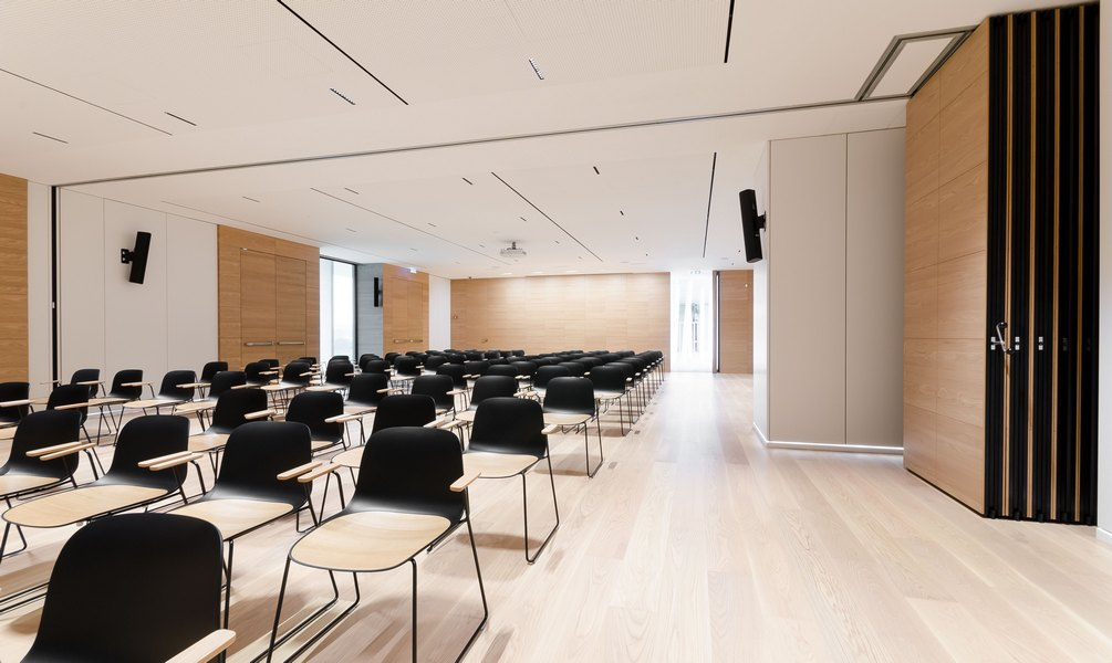 Movable sound-proof partition walls: photo 1