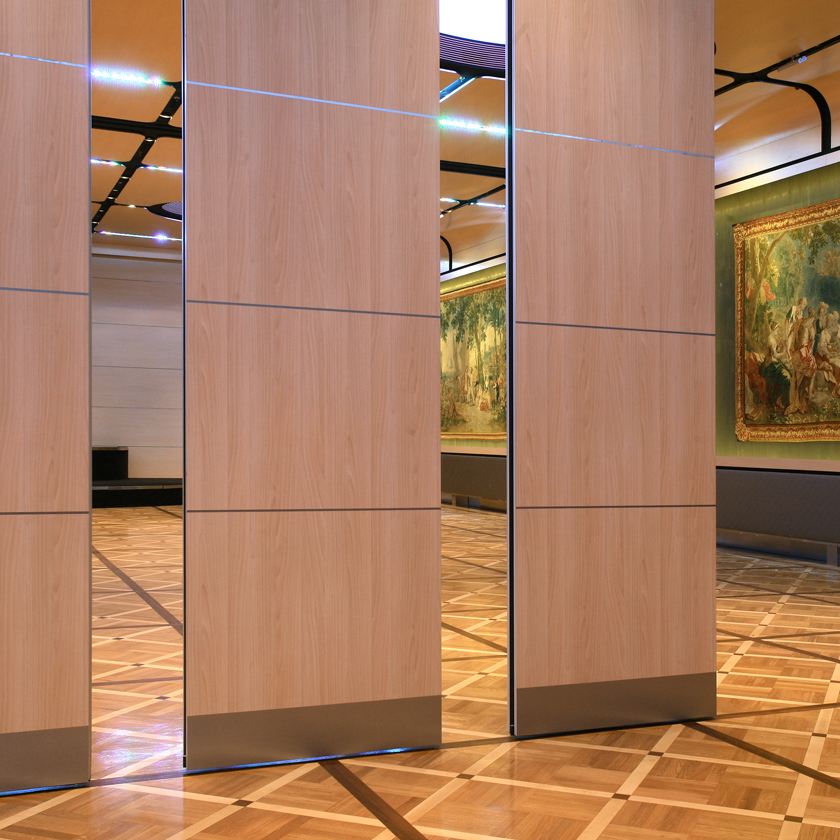 Movable Sound Proof Partition Walls Anaunia