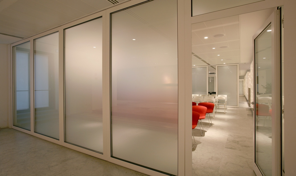 Glass Movable Sound Proof Partition Walls Anaunia
